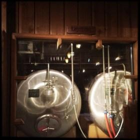 小樽のビール工場へ