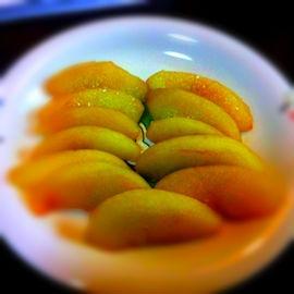 真夜中のクッキング:Boiling Apple!(煮リンゴ)