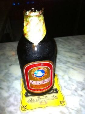 青島ビール・ゴールド