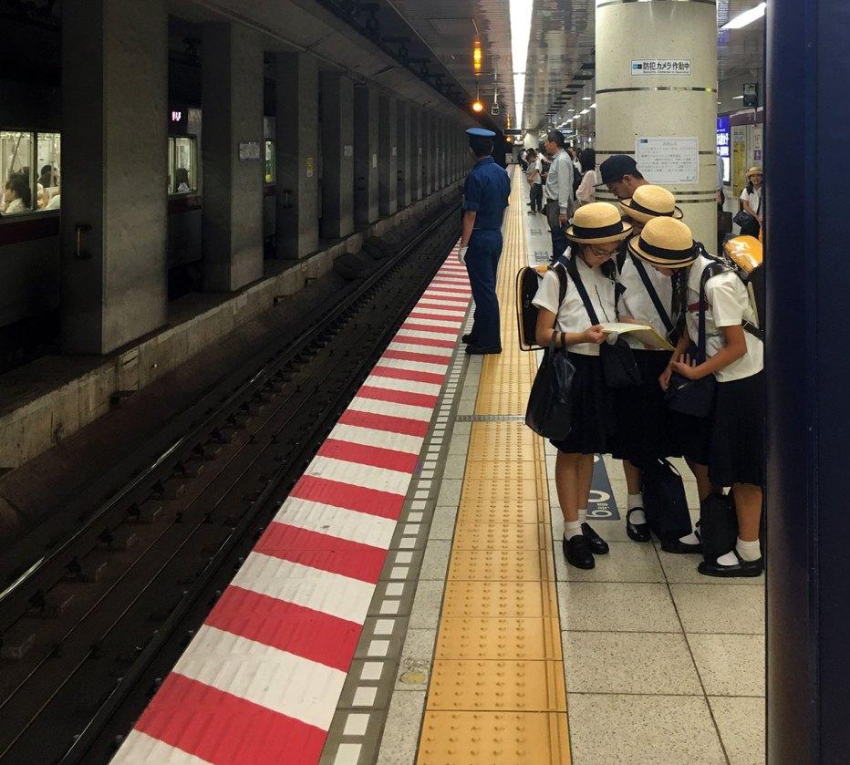 Japan - Tactile Pavement