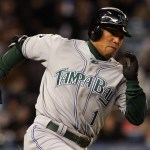 Iwamura on Fire, but Tampa Drops First Game to Philadelphia
