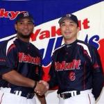 Balentien and Miyamoto voted onto 2013 All-Star team