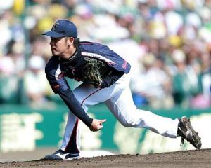Ogawa maintains his march towards Rookie of the Year honors for the Central League.