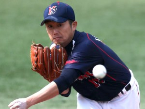 Ishikawa put in a solid day's work today.