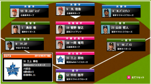 Kozo's CL All Star ballot.
