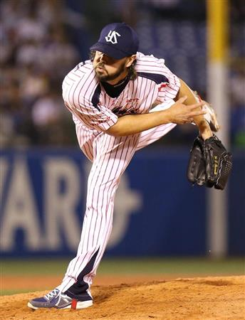 Tony Barnette made his Jingu return after a two month absence.