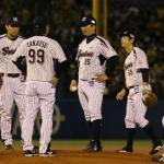 Oct 28th 2015, JAPAN SERIES – vs Softbank (Game 4)