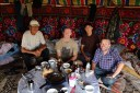 Our Kazakh family