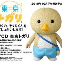 VCD 東京トガリ抽選販売開始!