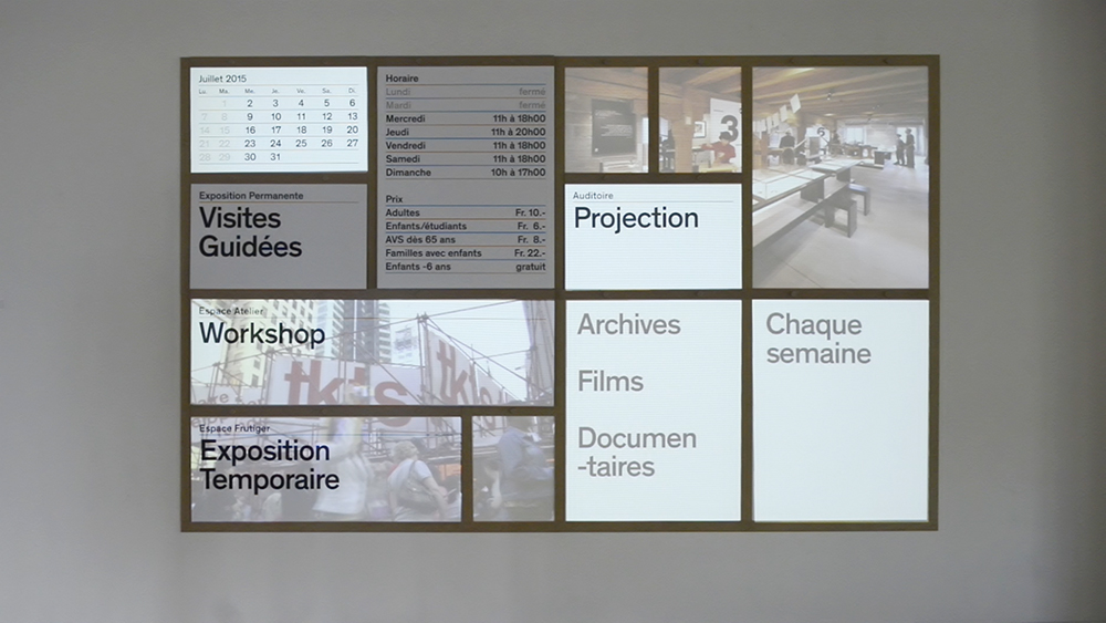 Chi-Binh Trieu|Gutenberg Museum – Identity & Display System