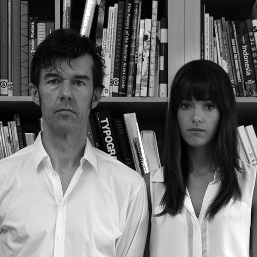 Stefan Sagmeister & Jessica Walsh