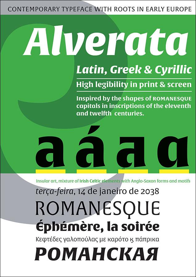 Gerard Unger|Alverata