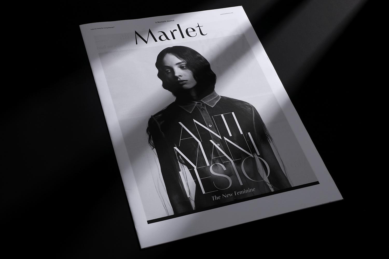 Panos Vassiliou + Manos Daskalakis|Marlet AntiManifesto