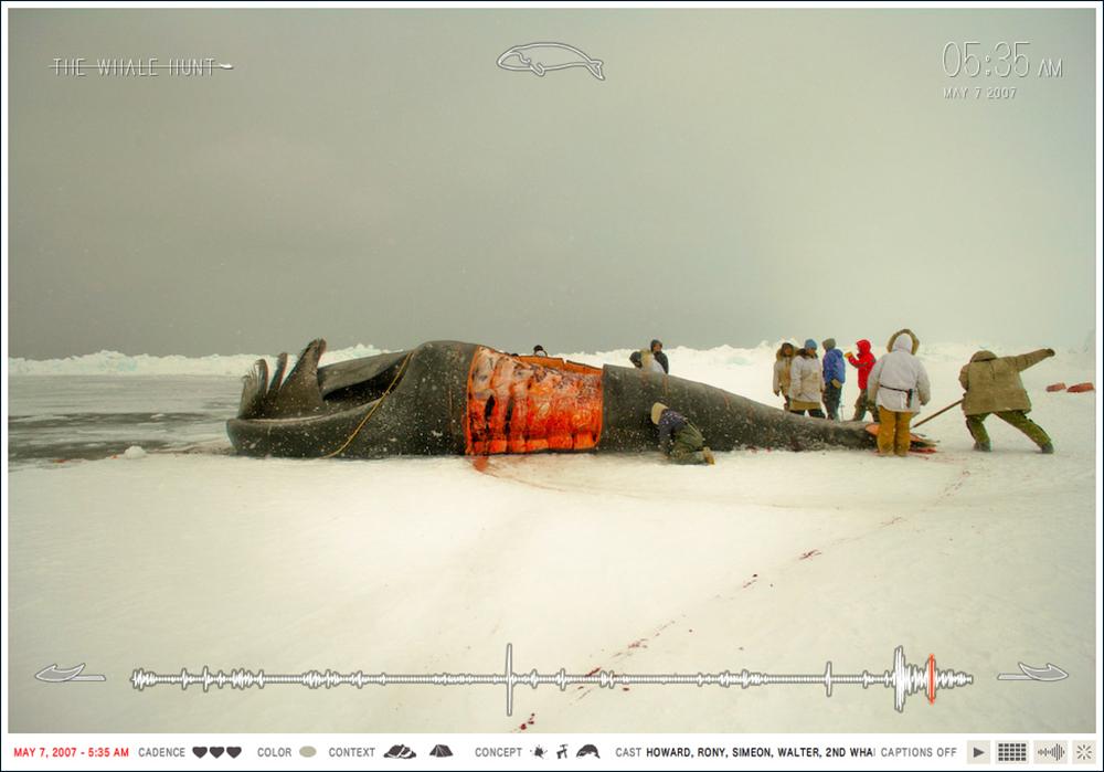 ジョナサン・ハリス|The Whale Hunt