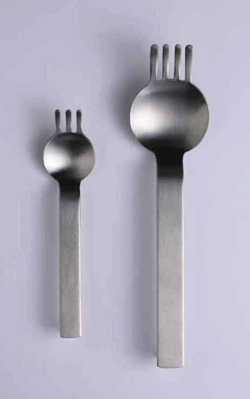 Ramen Spoon, Fork / 2007 | Product