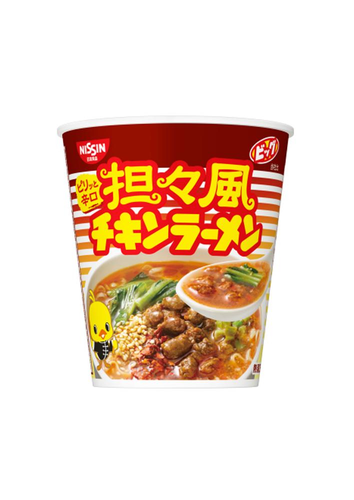 日清食品株式会社 坦々風チキンラーメン / 2015 | パッケージ