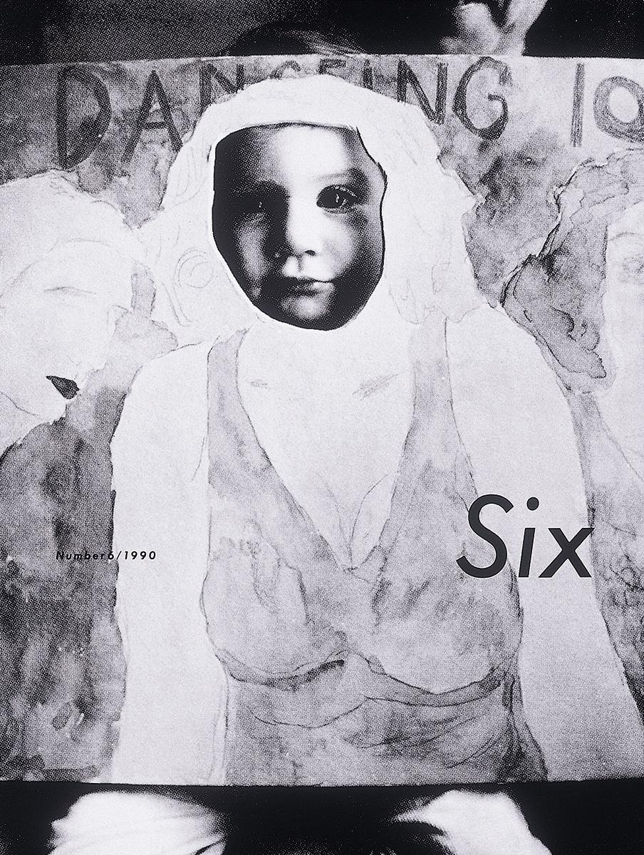 コム デ ギャルソン Six 6 / 1990 | 表紙