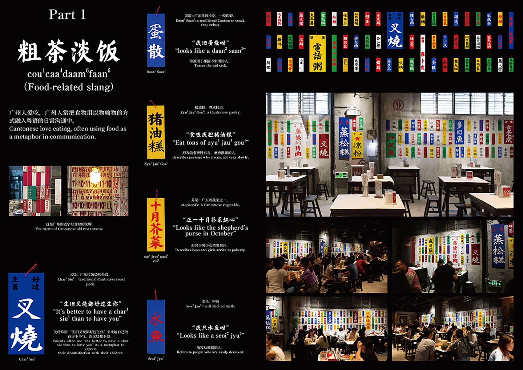 Liu Zhao + Zhan Huode + Weng Donghua|Góng Mē—Cantonese Observation Exhibition