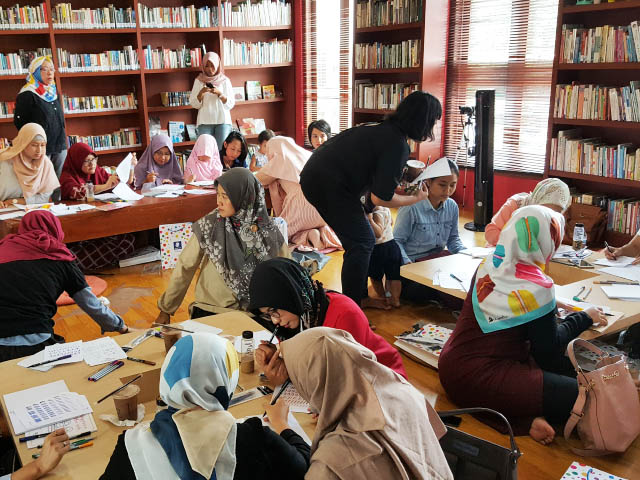 Happiness is Mom-made