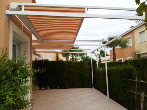 Toldo veranda horizontal