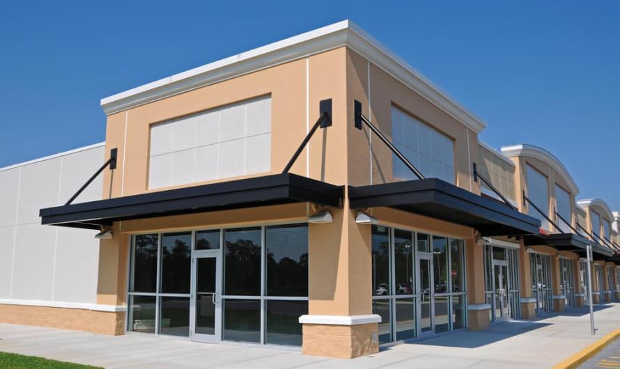 4 motivos para investir em uma boa fachada para sua loja