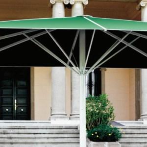 Parasol de hostelería. Serie 9000