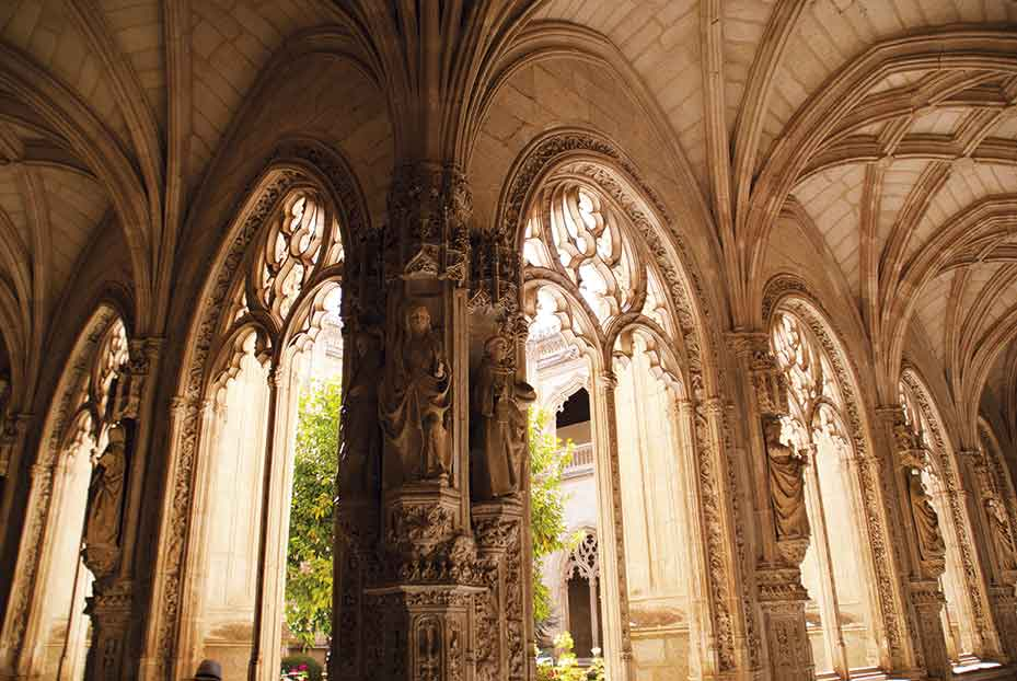 Monasterio de San Juan de los Reyes de Toledo - Ruta Cristiana