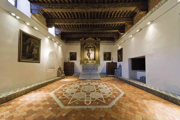 Monasterio de San Clemente en Toledo