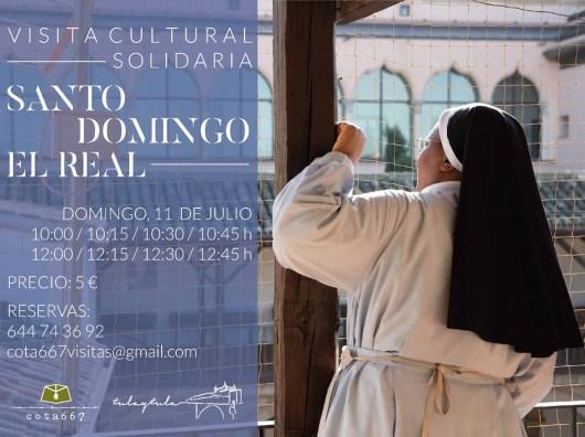 Visita al Convento de Santa Clara la Real en Toledo