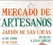Mercado de Artesanos en Toledo