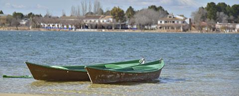 Reserva Natural Lagunas Grande y Chica de Villafranca de los Caballeros