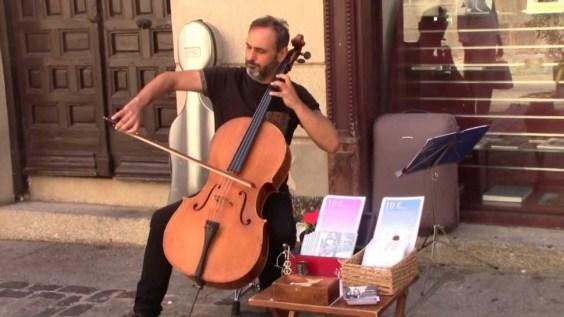 Musico Chiki Serrano Toledo