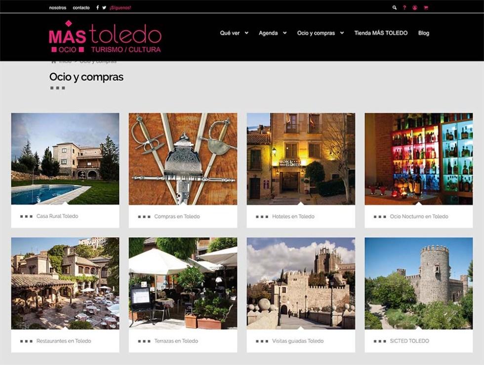 Ocio y compras en Toledo
