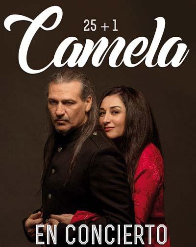 Camela - Gira Tour 25+1
