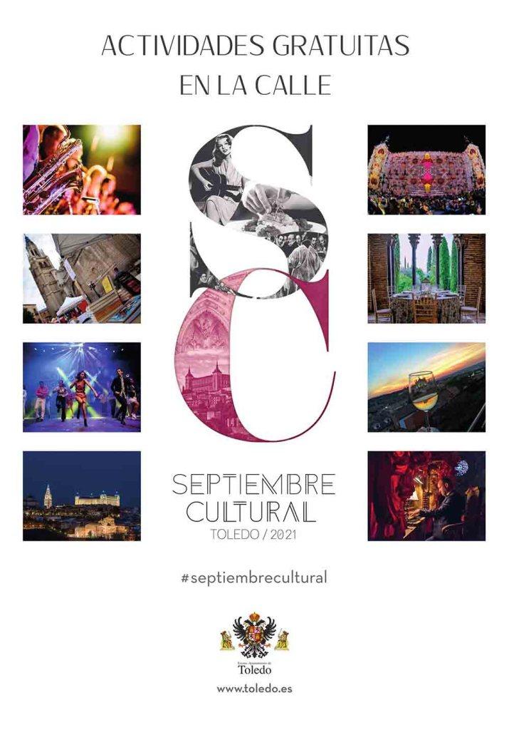 Programación Septiembre Cultural de Toledo