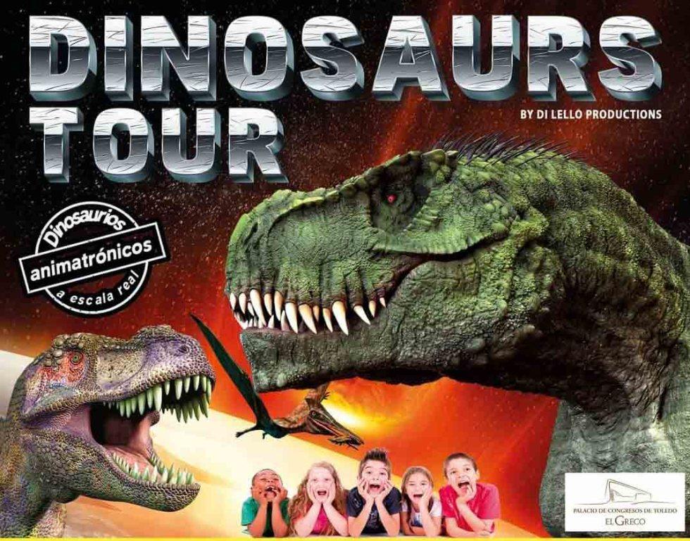 Dinosaurs Tour Toledo