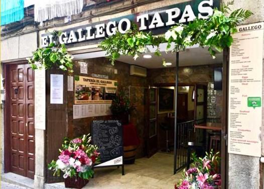 Restaurante El Gallego Tapas