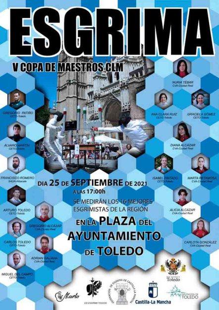 Esgrima Toledo