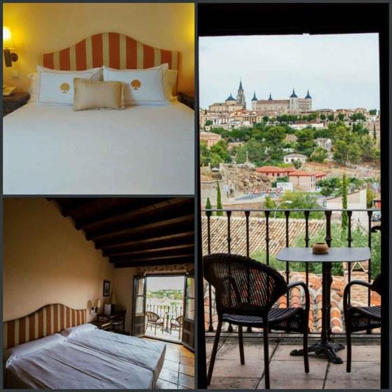 Hoteles en Toledo Caravantes