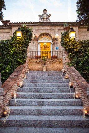 Hotel Hacienda del Cardenal en Toledo
