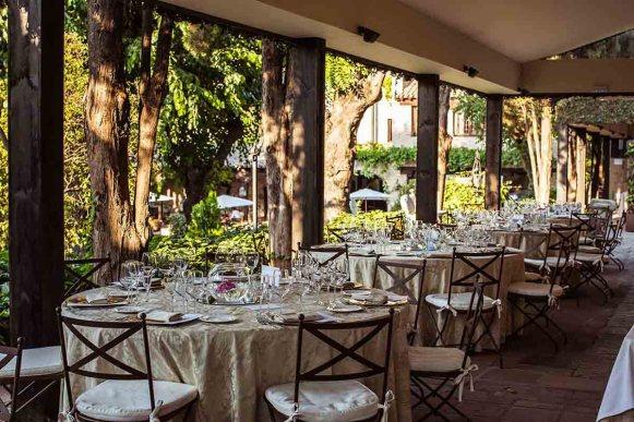 Restaurante Hacienda del Cardenal en Toledo