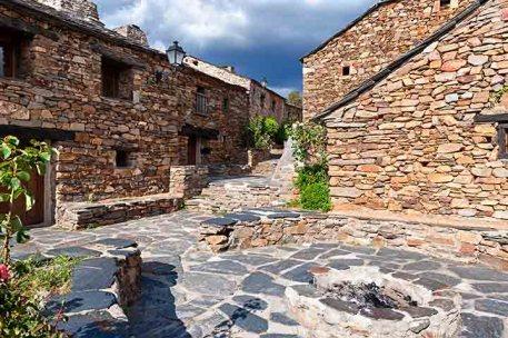Umbralejo - Pueblos Negros - provincia de Guadalajara