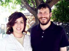 Rabbi Yonah and Rachel Bookstein