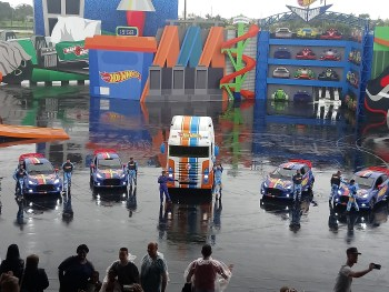 Hot Wheels Epic Show