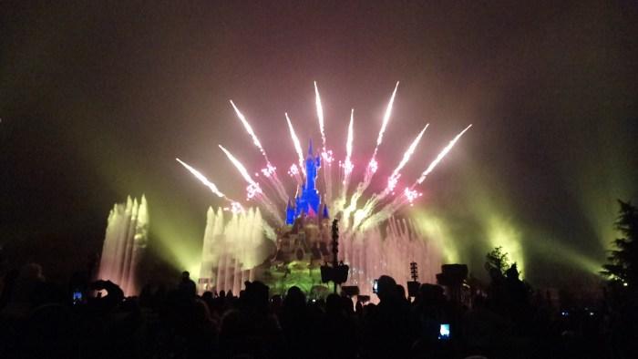 Show de Ilusionismo na Disney