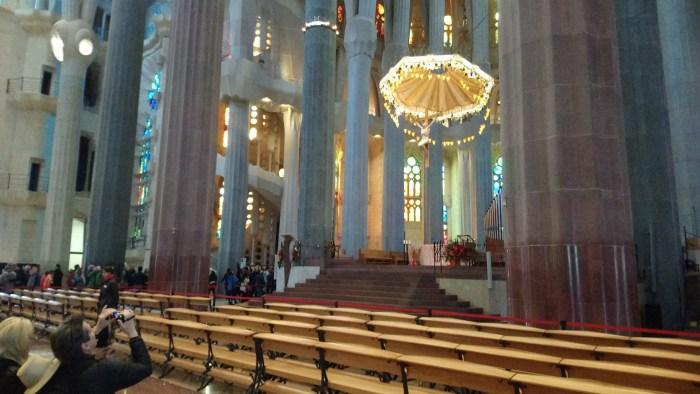 Templo Expiatório da Sagrada Família (Barcelona – Catalunha – Espanha)