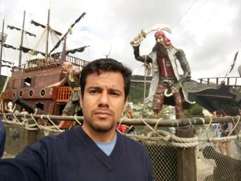 Barco Pirata em Balneário Camboriú