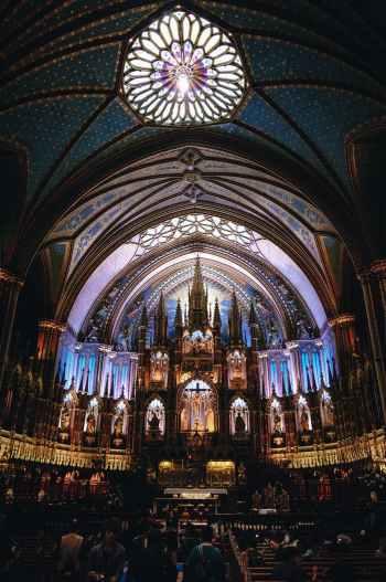 Diferença entre igreja, catedral e basílica