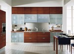 Glass-cabinet-shutters-modular-kitchen