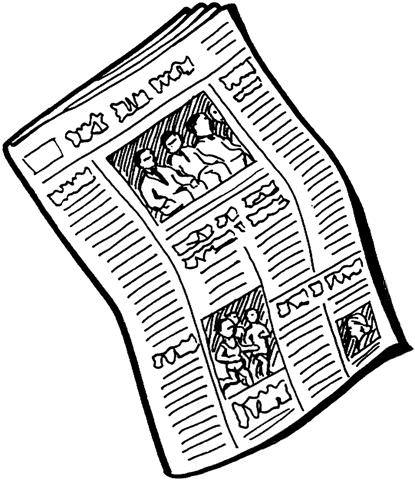 Gazete Sayfa Düzeni